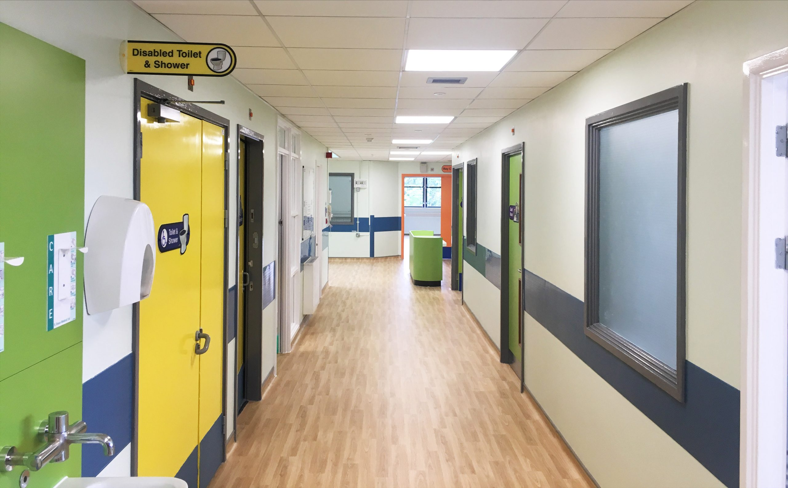 dementia friendly wards