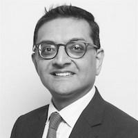 Trustee Vijay Bharadia
