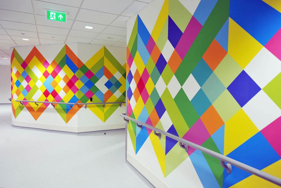 Rainbow Centre at Newham Hospital, funded by Barts Charity