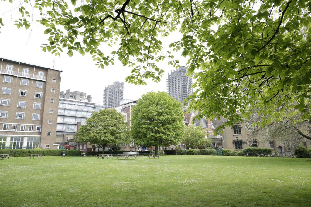 Charterhouse Sq campus